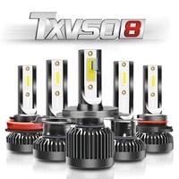 2 pcs txvso8 g2 super bright car headlights led light turbo auto bulb 80w 8000lmlm headlamp 6000k car accessories dropshipping