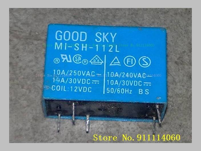 MI-SH-112L 12VDC 14F-1C-5P o velho