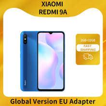 Смартфон Xiaomi Redmi 9A, 2 + 32 ГБ, 8 ядер, 13 МП, 6,53 дюйма, HD + 5000 мАч