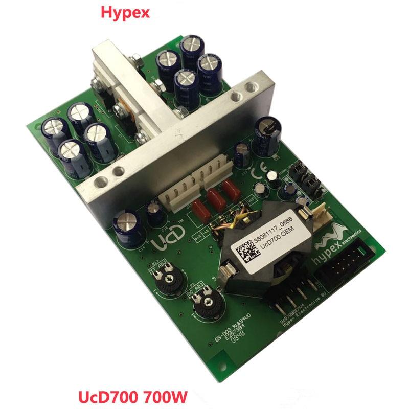هيبيكس Ucd700 700 واط HIFI عالية الطاقة فئة D امدادات الطاقة الرقمية مكبر كهربائي لوحة تركيبية