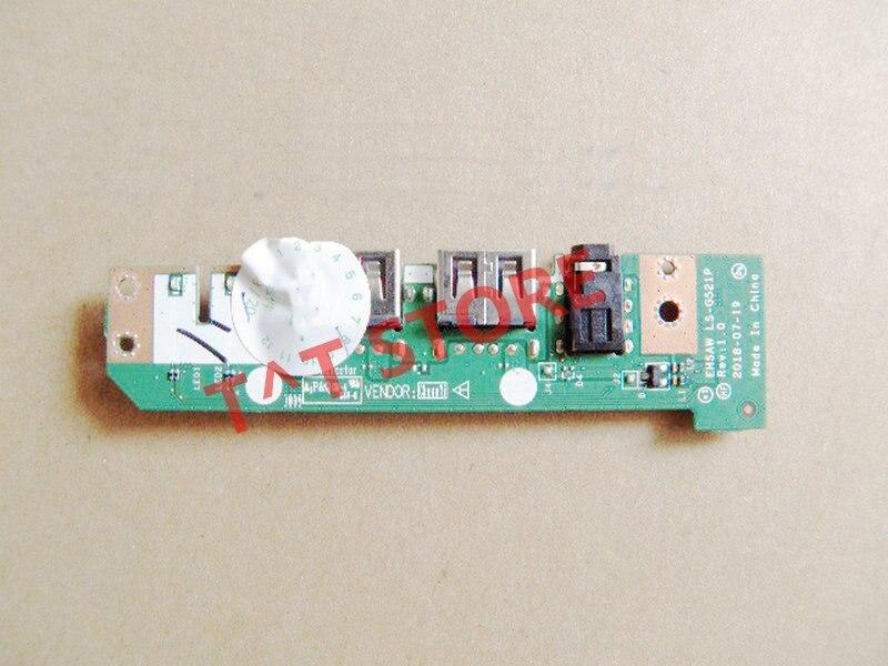 العلامة التجارية الجديدة الأصلي لشركة أيسر A515-52G A515-52 USB الصوت IO مجلس LS-G521P شحن مجاني