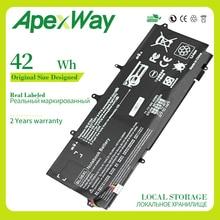 ApexWay 11.1V 42Wh BL06XL Batterie pour HP Elitebook Folio 1040 G0 G1 G2 HSTNN-DB5D HSTNN-W02C 722236-2C1