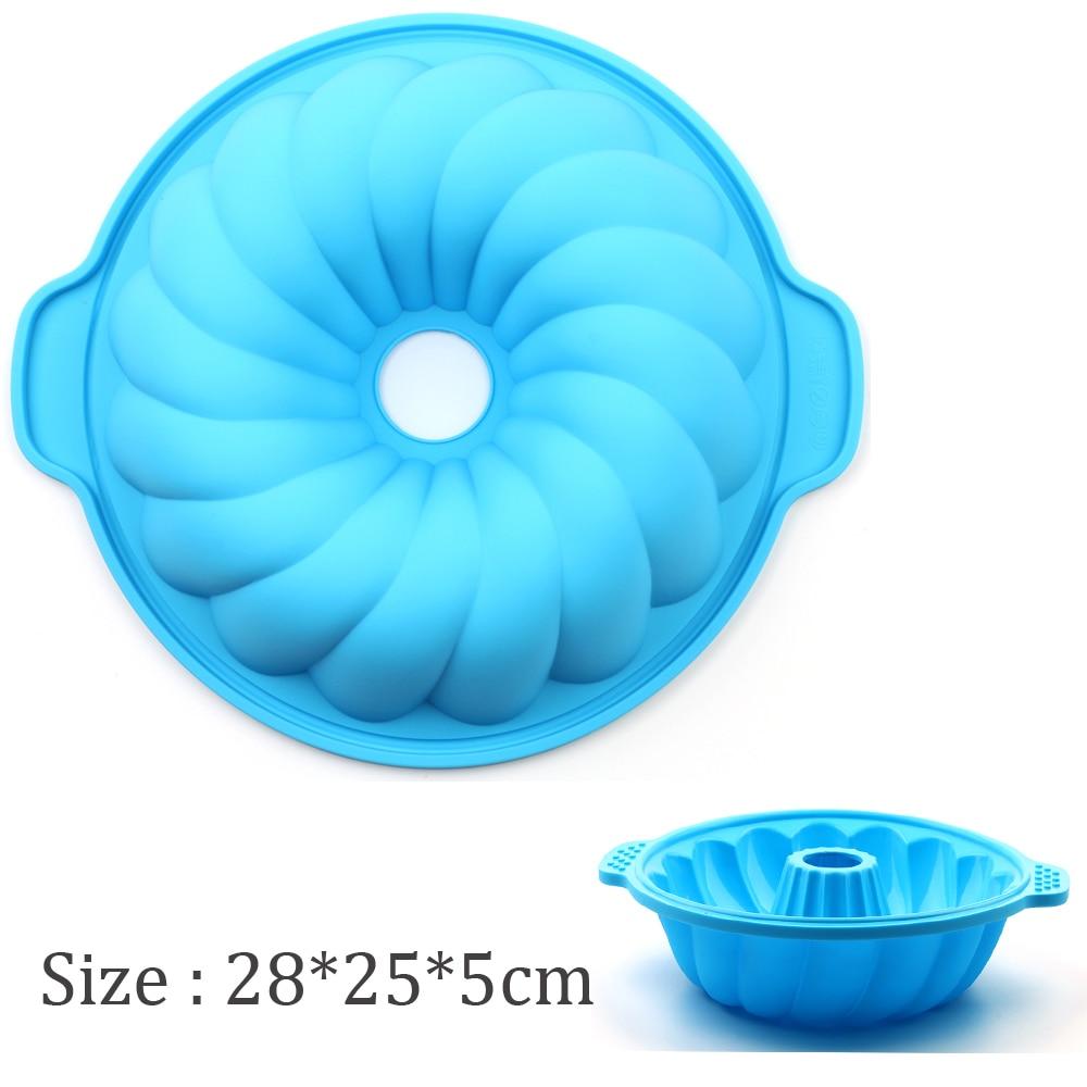 AILEHOPE силиконовая форма для выпечки формы для торта печенье Fondant (сахарная) конфеты силиконовые формы для выпечки 3D DIY формы Хорошая качественная кастрюля