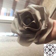 Troqueles de estampado de flores grandes, troqueles de corte de rosas de metal para álbum de recortes, álbum de fotos, tarjeta de papel decorativa, grabado DIY