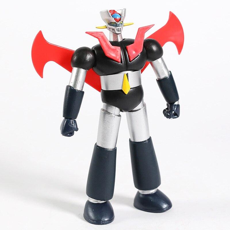 ¡Mazin! Mazinger Z con Jet Scrander troquelado figura de acción colletcible modelo de juguete