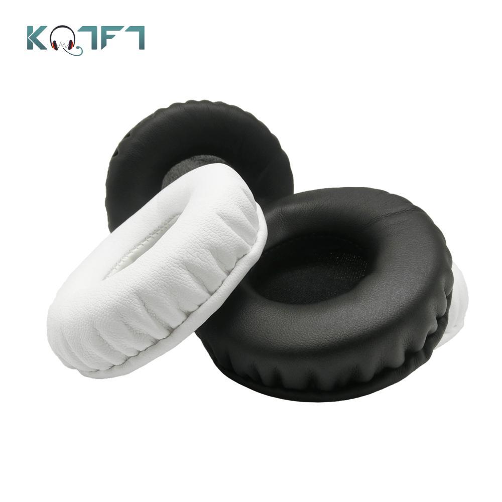 KQTFT 1 par de almohadillas de repuesto para las orejas para Panasonic RP-BTD10-K RP BTD 10 K RP BTD10 K auriculares almohadillas para las orejas