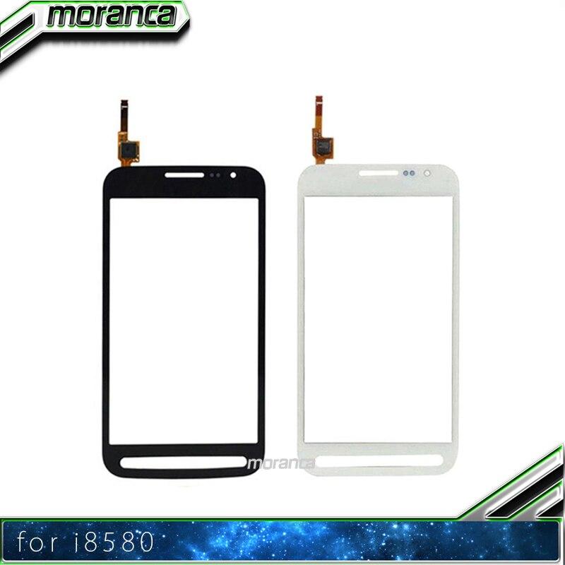 Pantalla de 4,7 pulgadas de alta calidad para Samsung Galaxy Core Advance i8580, Sensor de digitalizador de pantalla táctil, Panel de lente de cristal exterior + seguimiento