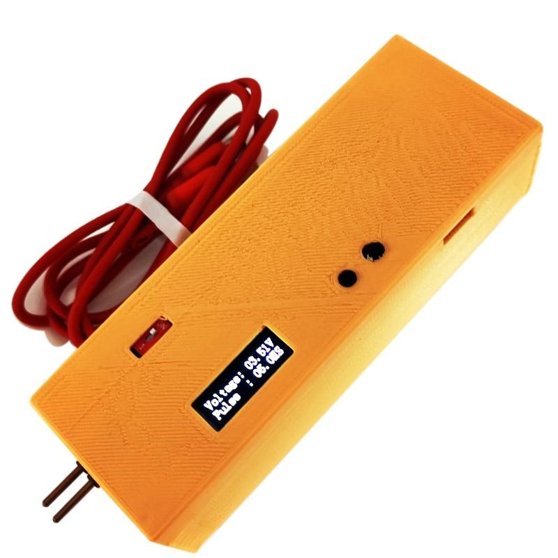 Mini Handheld Spot Welder Portable 70C Battery Spot Welding Machine Integrated Control Welding Tools OLED 0.15mm 18650 Battery