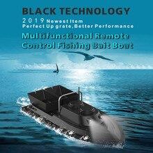 HIINST 2.4GHZ Flytec D11 détecteur de poisson 1.5 kg charge 500 m télécommande appâts de pêche bateau RC bateau haute qualité télécommande jouets