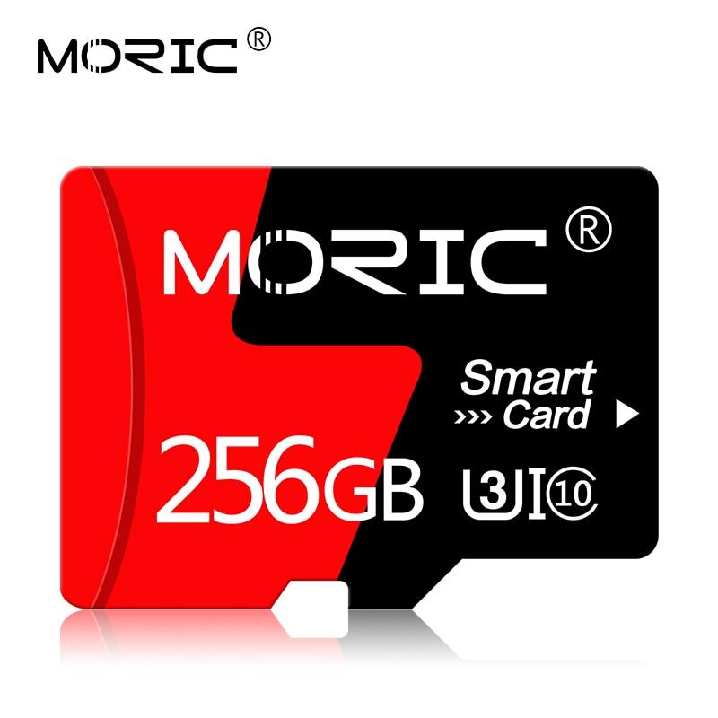 Free adapter Moric 128GB Memory Card carte sd memoria Micro SD Card  Class 10 256GB 64GB 32GB 16GB 8