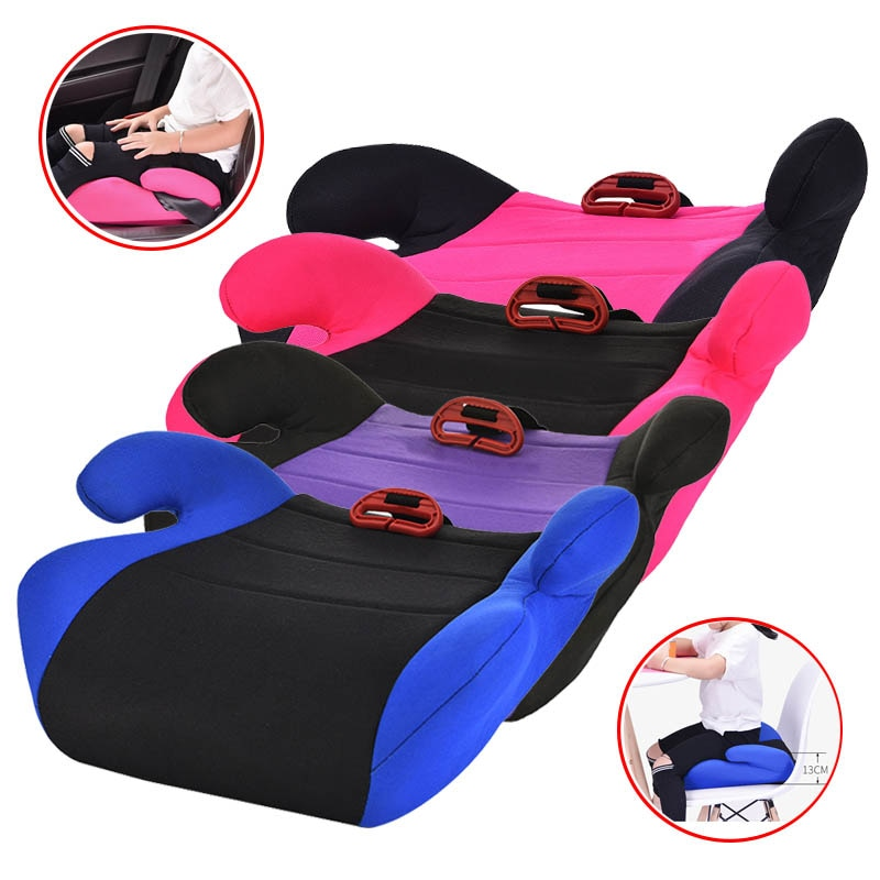 Baby seat booster cushion Child seats cushion  Increased chair Car seat cushion HDPE Integrated Forming  Baby Auto cradle