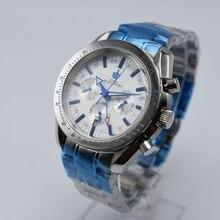 STEELBAGELSPORT brand daydate multi-dial full steel luxury men mechanical watch dropshipping four ne