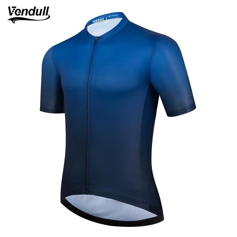 VENDULL-Ropa De Ciclismo De montaña para Hombre, Maillot, 5 colores