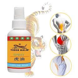 10/20/30ml remendos ervais chineses reumatismo óleo comum pescoço costas corpo relaxamento dor assassino massagem corpo gesso tigre bálsamo