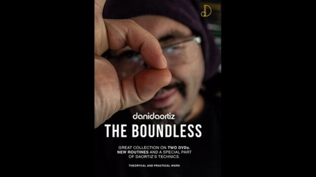 The Boundless by Dani DaOrtiz - Magic