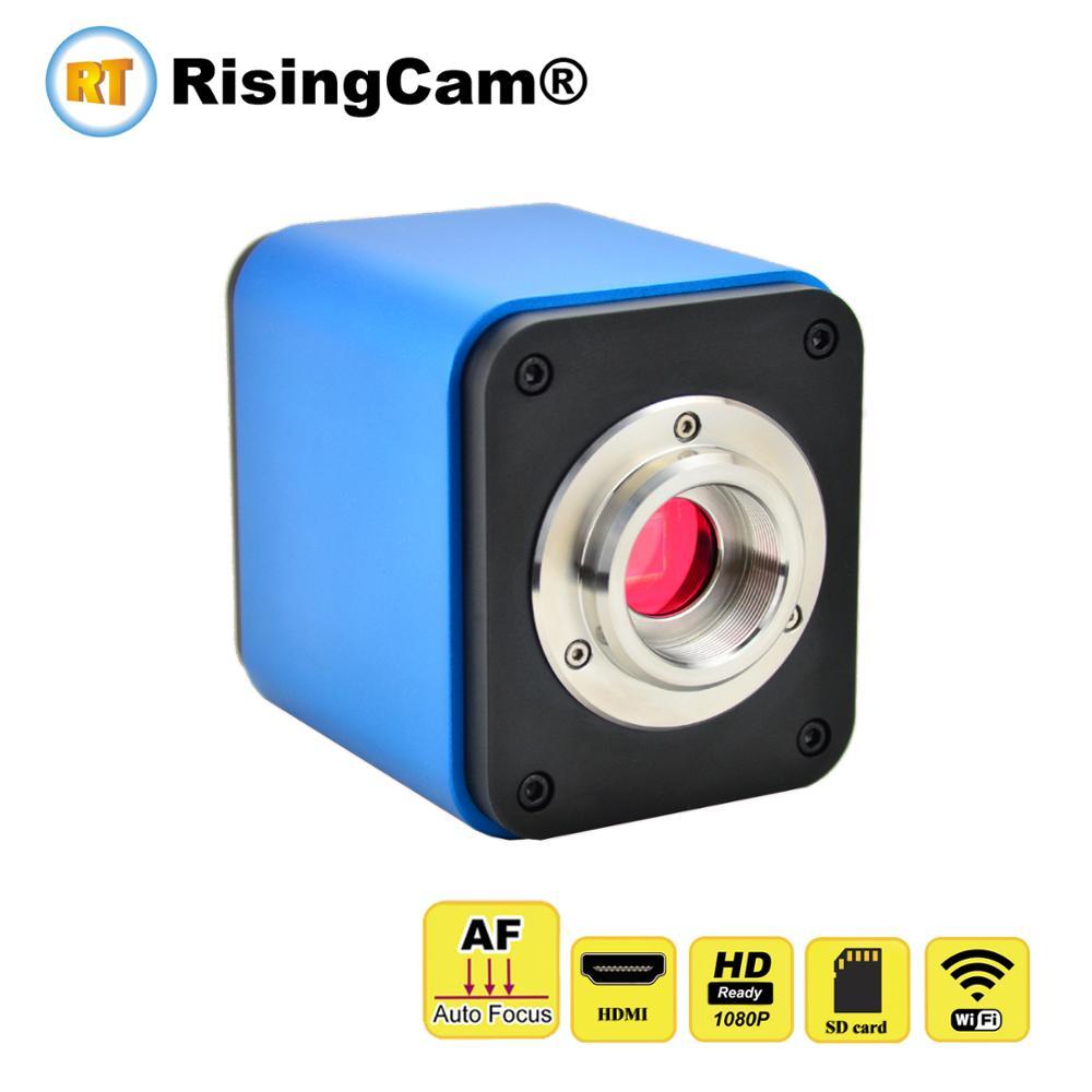 Autofocus 1080p 60fps SONY sensor WiFi HDMI microscope camera auto focus microscope camera