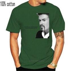 Nova camisa s 2xl george michael faith wham t