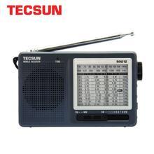 TECSUN R-9012 FM/AM/SW راديو 12 العصابات المحمولة استقبال الإنترنت راديو حساسية عالية الانتقائية منخفضة الضوضاء FM/AM/SW راديو