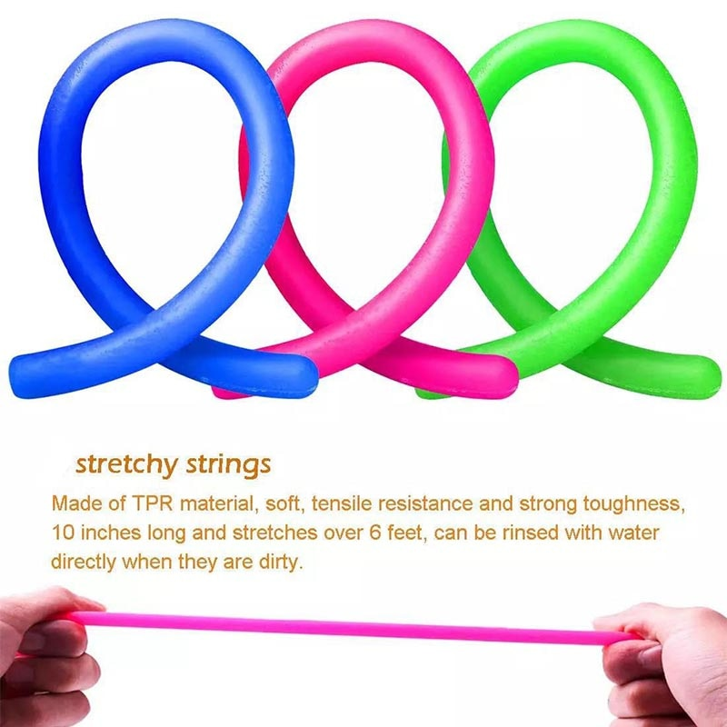 Fidget Toys Anti Stress Toy Set Strings Marble Relief Gift for Adults Girl Children Sensory Stress Relief Antistress Toys