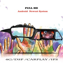 Android 10.0 Car Radio For Hyundai Sonata 7 LF 9 2014 2015 2016 2017 Multimedia Player Navigation St