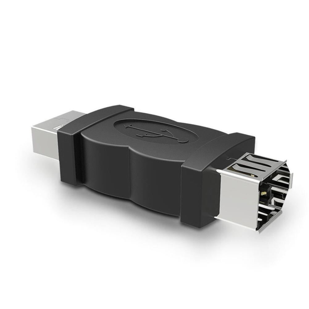 Conector USB 6pin USB 2,0 hembra 1394 A Jack A un adaptador...