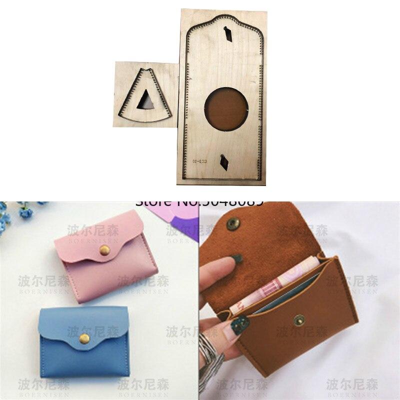 Japan Steel Blade Rule Die Cut Steel Punch Wallet Coin Bag Cutting Mold Wood Dies Cutter Tool for Diy Leather Crafts