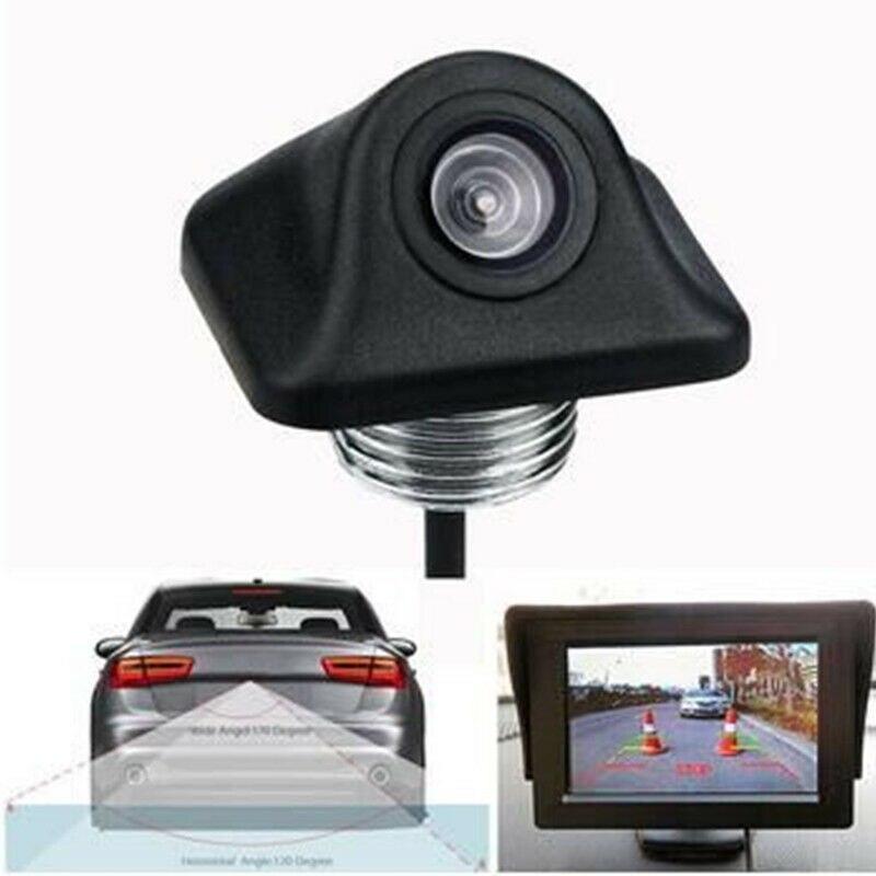 Cámara de visión trasera de coche Anti-interferencia Universal Auto Parking reversa visión nocturna 480 líneas NTSC