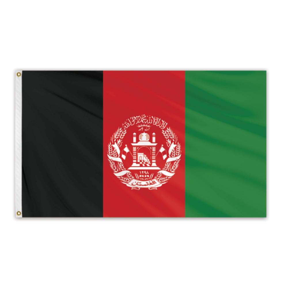 Флаг Афганистана 3x5 футов флаг флаги яркие флаги афганские флаги