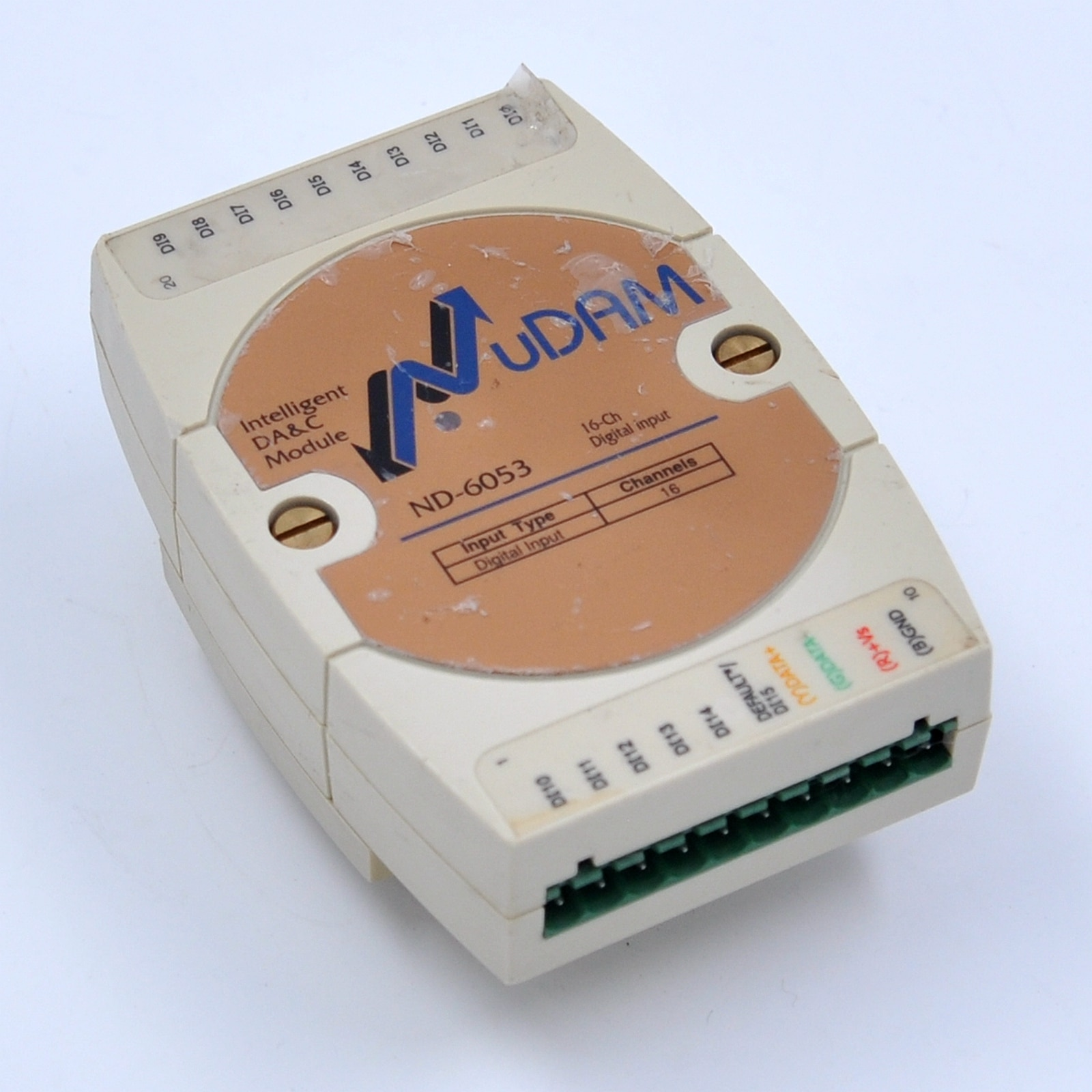 ADLINK  ND-6053 16-CH Digital Input Module