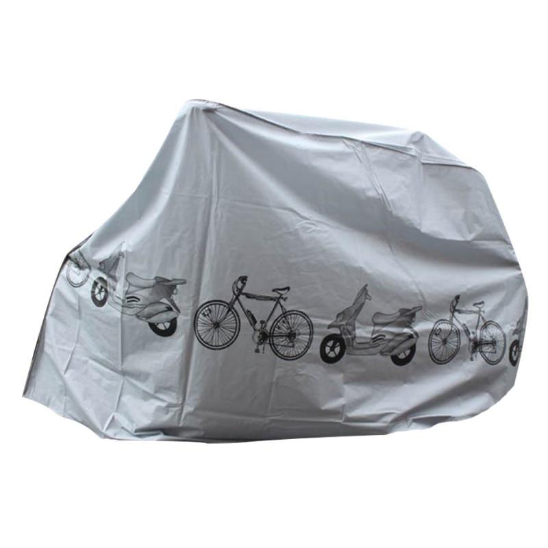 Nueva funda impermeable para bicicleta al aire libre de alta calidad, funda impermeable antipolvo para moto portátil, bicicleta, motocicleta, bicicleta, equipo protector