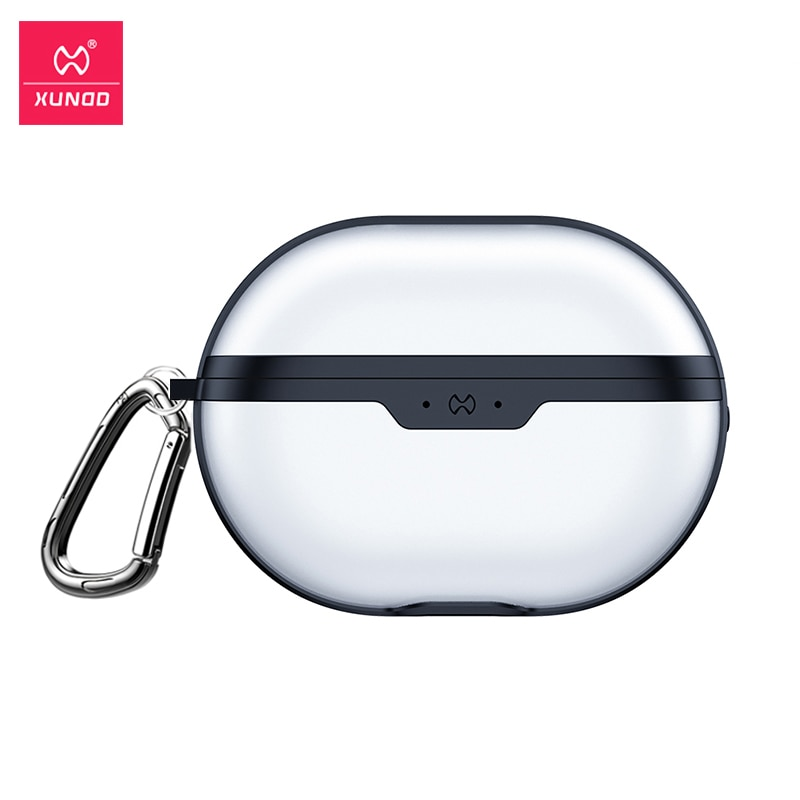 For Huawei FreeBuds Pro Case Airbags Shockproof Clear Earphone Case For FreeBuds Pro чехол Xundd enlarge
