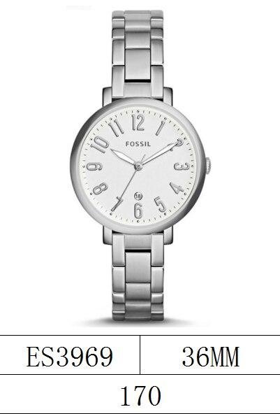 Fossil New Gold Watch Women Watches Ladies Creative Steel Women's Bracelet Watches Female Waterproof Clock Relogio Feminino