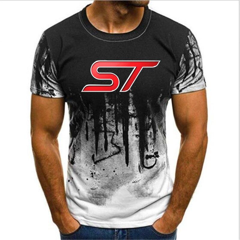 2019 männer gedruckt T-shirt Neue Sommer Männer T-shirt Focus St T-shirt Baumwolle T Shirt Camouflage kurzarm T-shirt