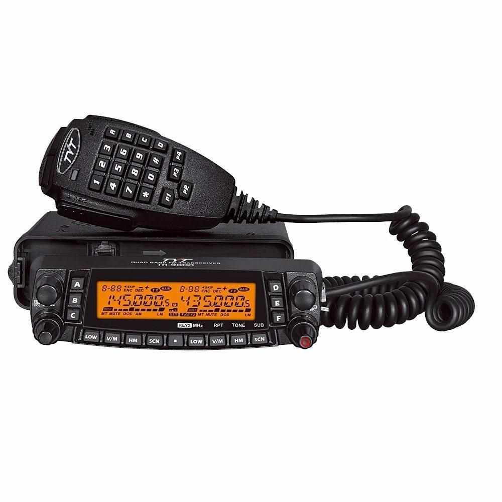 1901A TYT TH9800 TH-9800 جهاز إرسال واستقبال محمول محطة راديو السيارات 50 واط مكرر تشويش إذاعي رباعية الفرقة الخامس/UHF سيارة شاحنة راديو