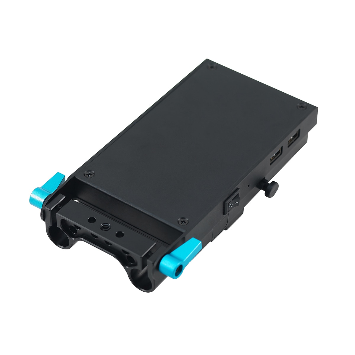 FOTGA Power Supply Systerm Battery Plate Adapter Plate for Fujifilm Fuji X-T4 GFX100S enlarge