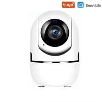 1080p ip camera tuya app automatic tracking home security indoor camera surveillance wireless wifi camera baby monitor
