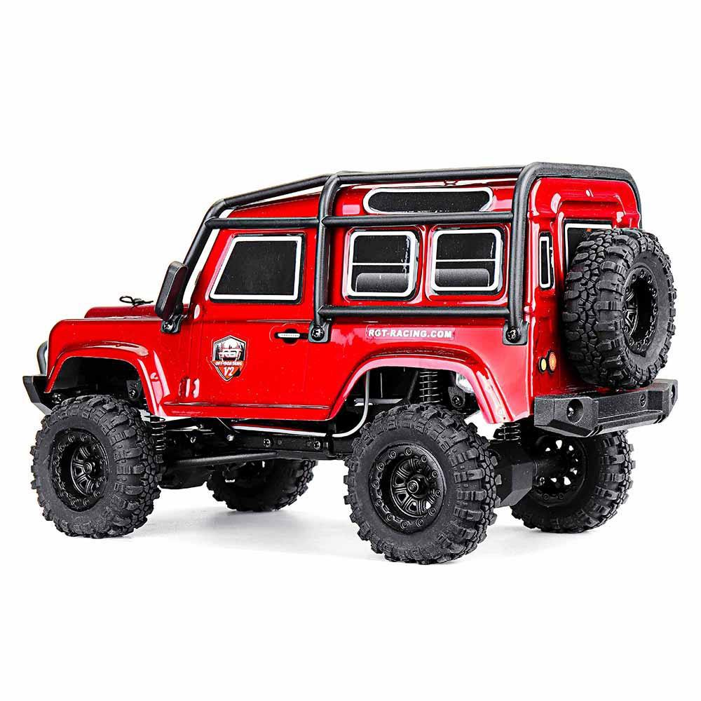 RC Car 1/24 2.4G 4WD 15km/h Radio Control RC Rock Crawler Off-road Vehicle Models Toys Gifts outdoor Toy child Gift High Quality enlarge