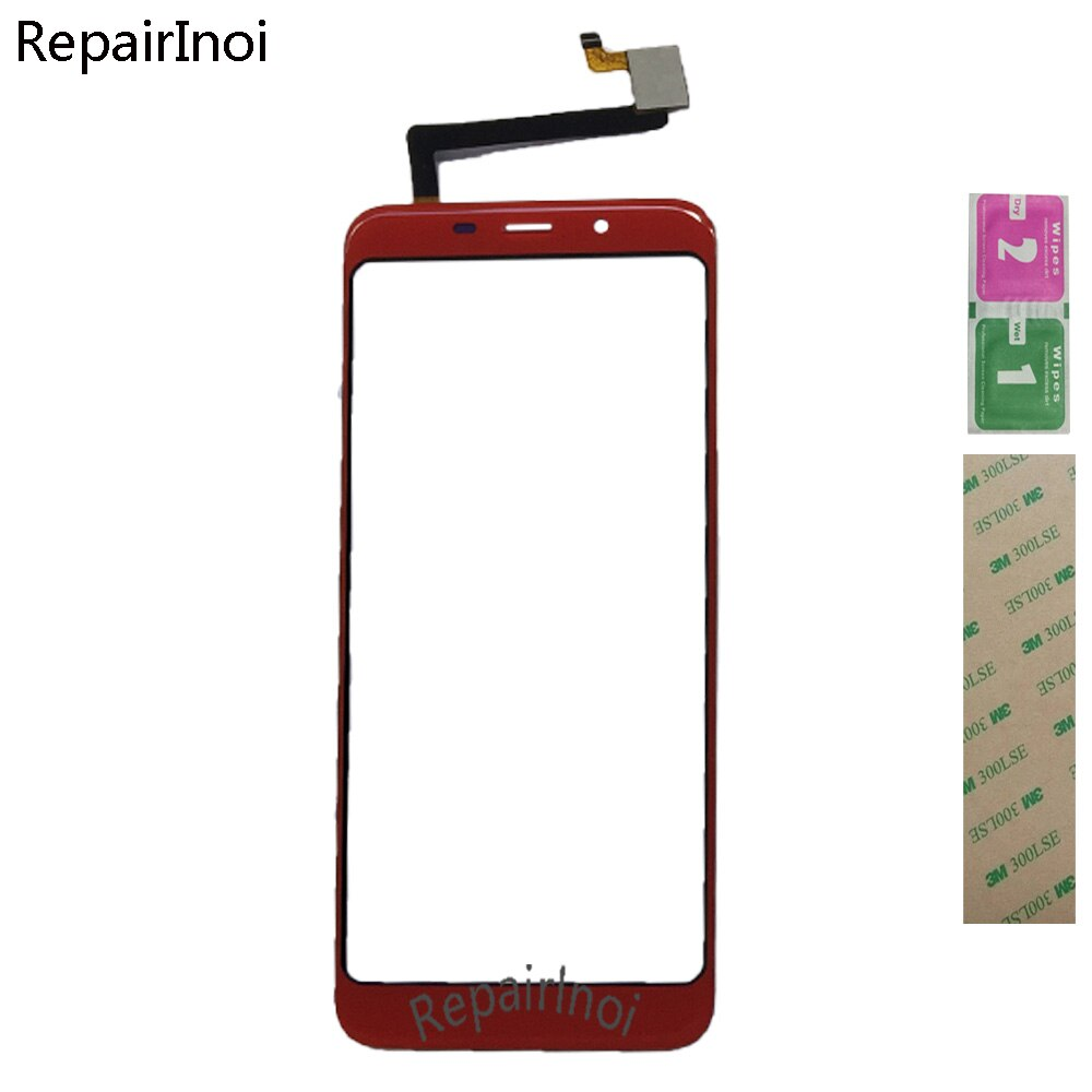 10Pieces/Lot Touch Screen For Allcall DJ90 Touch Screen Front Glass Digitizer Touch Panel Lens Sensor Front Glass Adhesive enlarge