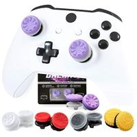 Для контроллера Xbox one, крышка для аналоговых стиков FPS, захваты для больших пальцев, колпачки для удлинителя джойстика для Xbox серии X, игровые ...