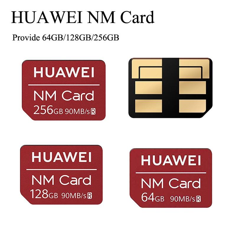 NM Card 90MB/s 64GB/128GB/256GB Apply to Mate20 Pro Mate20 X P30 With USB3.1 Gen 1 Nano Memory Card Reader