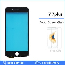 Touch Screen Digitizer Frame For iPhone 7G 7 plus 7p Touchscreen Front Touch Panel Glass Phone Acces