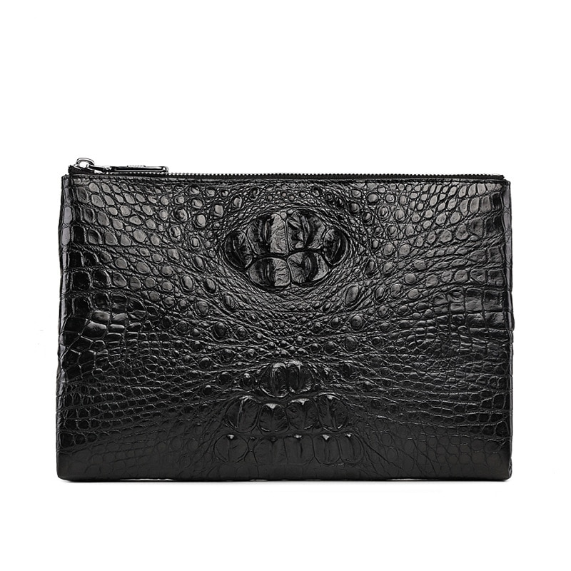 Crocodile Capacity Youth purse Business Affairs Leisure Time Man Package Cross men leather cute wallet free shipping money bag