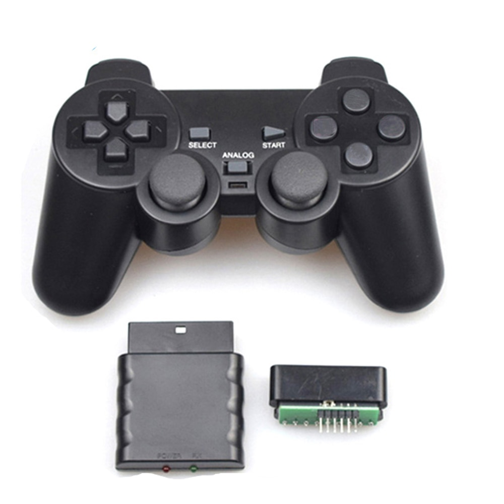 Moebius 2.4g Wireless Gamepad Joystick For Ps2 Controller with Wireless Receiver Dualshock Gaming Joy for Arduino STM32 Robot