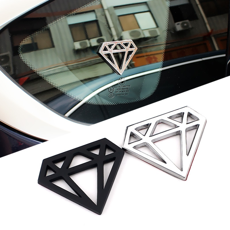 15 2cm 6 8cm jesus like this christian cars sticker styling motorcycle car accessories decorating stickers 3D Diamond Sticker Car Stickers and Decal Car Window Metal Reflective Sticker Car Styling Accessories Stickers