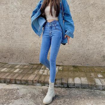 women slim jeans pants 9960#