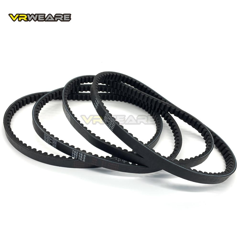 3KJ Drive belt 788 792 797  Transmission belt For Yamaha 2-Stroke JOG50  JOG90 3YK ZR50 EVO QJ50 2JA Vento ZIP TNG LS49 SKIF 50