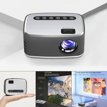 T20 Mini Projector Home LED Portable Video Player Cinema Miniature Small Projector 1080P HD Projecti