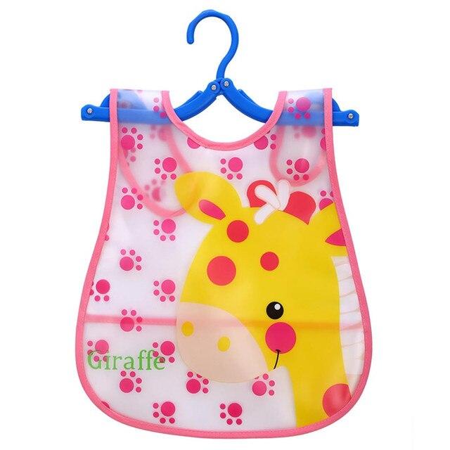 #30 Infant Baby Bibs Waterproof High Quality Mouth To Baby Cloth Cute Kid Baby Soft Cartoon Bib Waterproof Saliva Slabbetjes 6