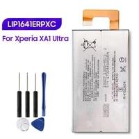 original battery lip1641erpxc for sony xperia xa1 ultra authenic phone battery 2700mah