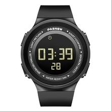 2021 PASNEW Top Sport Brand Watch Men Led Digital Watches Men Multifunction Electronic Wristwatches
